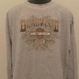 Harley-Davidson Long Sleeve Tee - Deadwood